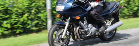 motor aanrijding
