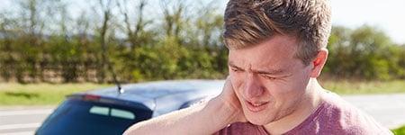 letsel bij verkeersongeluk